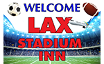 LAX Stadium Inn - 4501 W Imperial, Inglewood, California 90304