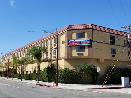 LAX Stadium Inn - Hotel Exterior